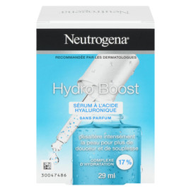 Neutrogena Hydro Boost Sérum à l'Acide Hyaluronique 29 ml