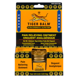 Tiger Balm Onguent Analgésique Ultra Fort 18 g