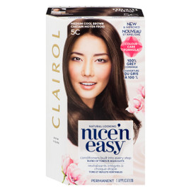 Clairol Nice'n Easy Permanent 5C Châtain Moyen Froid