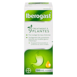 Iberogast Solution Treatment à 9 Plantes 100 ml