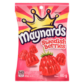 Maynards Friandise Swedish Berries 185 g