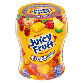 Juicy Fruit Mixies Gomme Sans Sucre 40 Morceaux