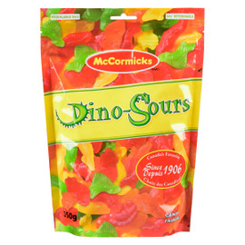 McCormicks Friandise Dino-Sours 350 g
