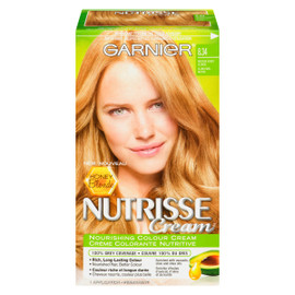 Garnier Nutrisse Cream Crème Colorante Nutritive Permanent 8.34 Blond Miel Moyen