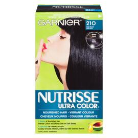 Garnier Nutrisse Ultra Color Permanent 210 Noir Bleu