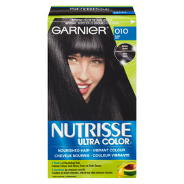 Garnier Nutrisse Ultra Color Permanent 010 Noir
