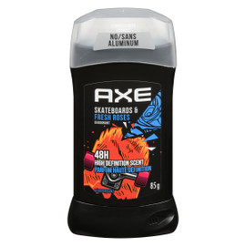 Axe Désodorisant Skateboards & Fresh Roses 85 g