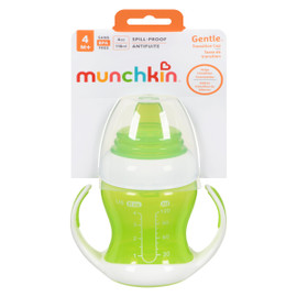 Munchkin Gentle Tasse de Transition 4m+ 118 ml