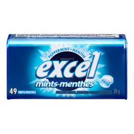 Excel Menthes Menthe 34 g