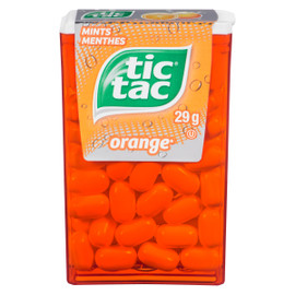Tic Tac Menthes Orange 29 g