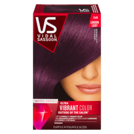Vidal Sassoon Pro Series London Luxe Ultra Vibrant Color Permanent 5VR Lilas Londonien