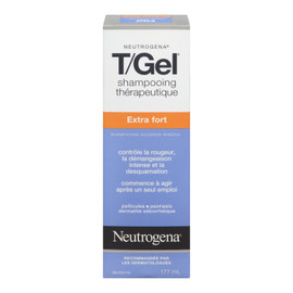 Neutrogena T/Gel Shampooing Thérapeutique Extra Fort 177 ml