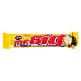 Cadbury Mr. Big Friandise Originale 60 g