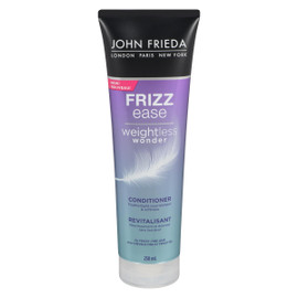 John Frieda Frizz Ease Weightless Wonder Revitalisant pour Cheveux Fins et Frisottés 250 ml