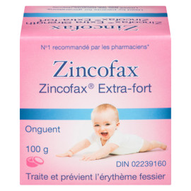 Zincofax Onguent Extra-Fort 100 g