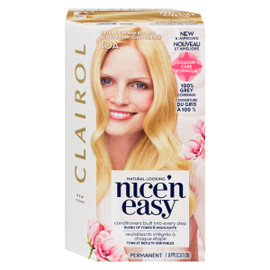 Clairol Nice'n Easy Permanent 10A Blond Extra-Clair Cendré