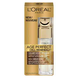 L'Oréal Paris Age Perfect Sérum Doré Cell Renewal Soin 30 ml