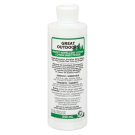 Great Outdoors Lotion Insectifuge 240 ml