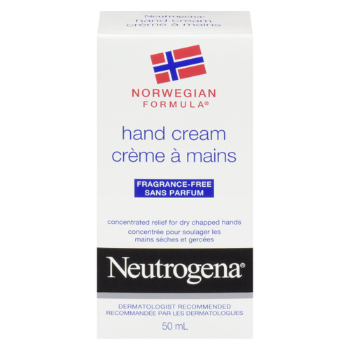 Neutrogena Norwegian Formula Crème à Mains 50 ml