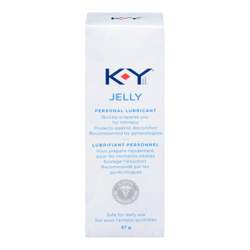 K-Y Marque Jelly Lubrifiant Personnel 57 g