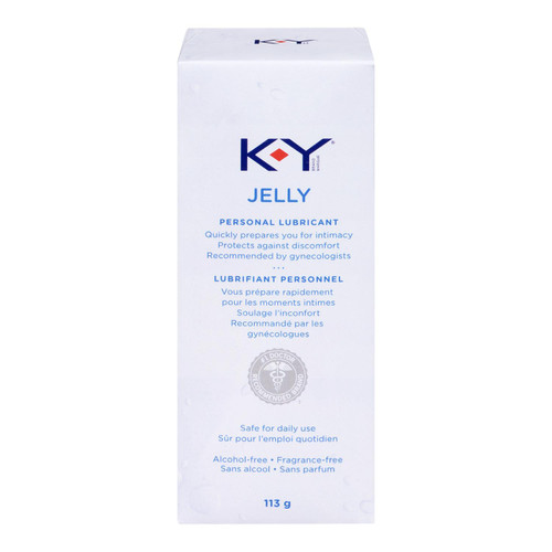K-Y Marque Jelly Lubrifiant Personnel 113 g