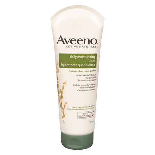 Aveeno Active Naturals Lotion Hydratante Quotidienne 227 ml