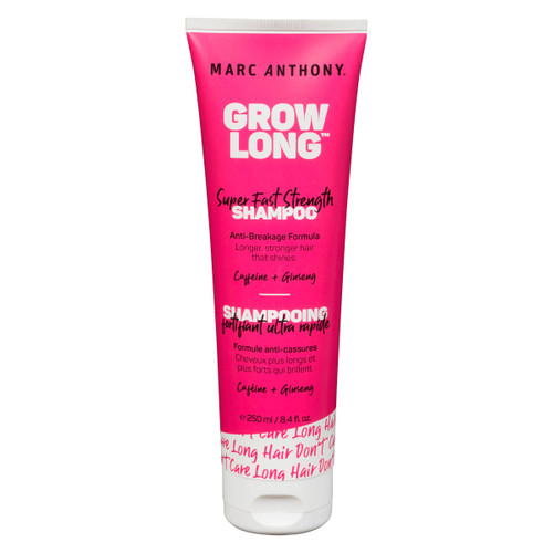 Marc Anthony Strengthening Grow Long Shampooing Super Fast Strength 250 ml