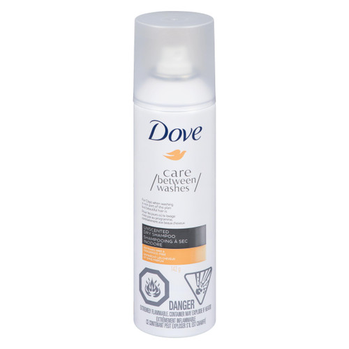 Dove Care Between Washes Shampooing à Sec Inodore 142 g