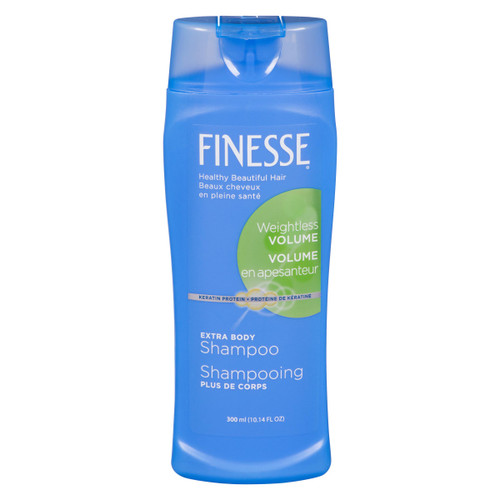 Finesse Shampooing Plus de Corps Volume en Apesanteur 300 ml