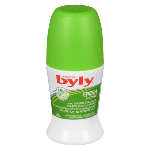 Byly Antisudorifique Fresh Nature 50 ml