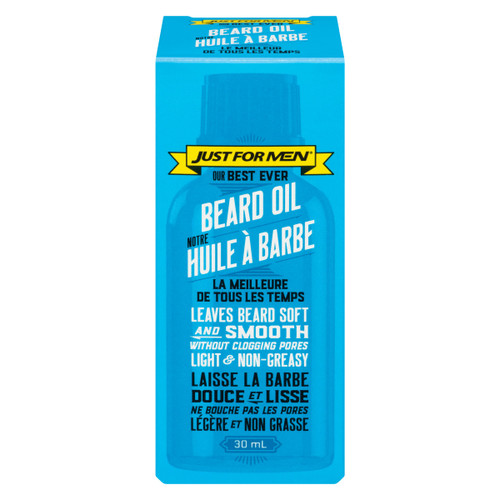 Just For Men Huile à Barbe 30 ml