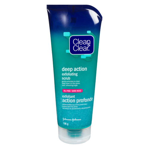 Clean & Clear Exfoliant Action Profonde 198 g