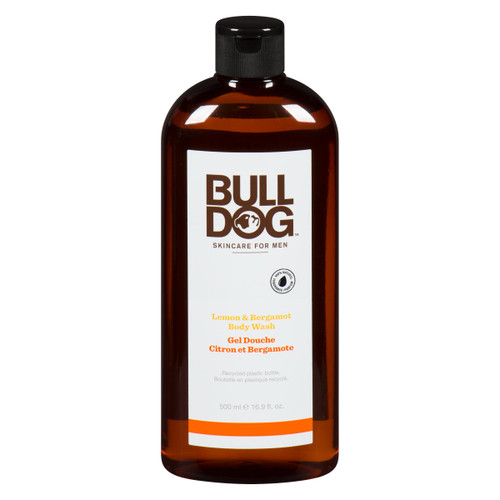Bulldog Gel Douche Citron et Bergamote 500 ml