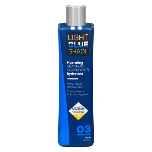 Light Blue Shade Shampooing Hydratant 03 450 ml