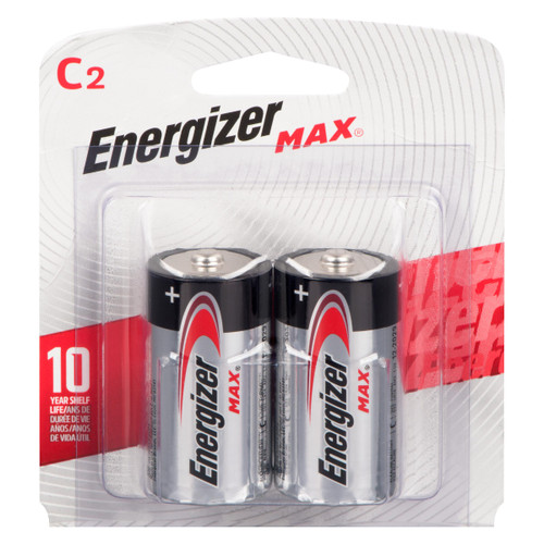 Energizer Max Piles Alcalines C2