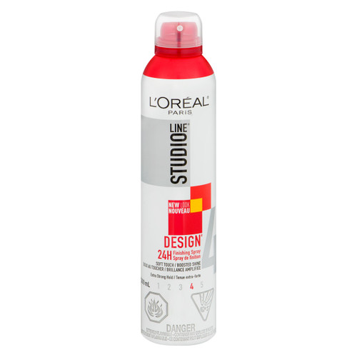 L'Oréal Paris Studio Line Design 24H Spray de Finition Tenue Extra-Forte 300 ml