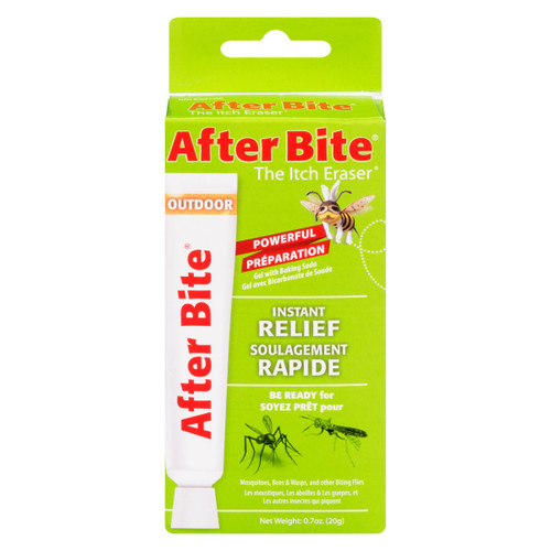 After Bite Outdoor Préparation Gel avec Bicarbonate de Soude 20 g
