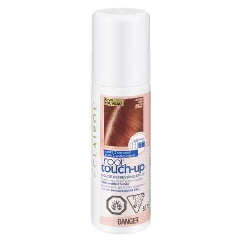 Clairol Root Touch-Up Color Refreshing Spray Acajou Rouge 52.7 g