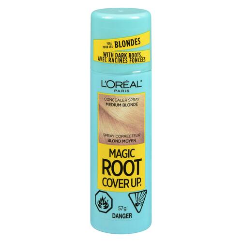 L'Oréal Paris Magic Root Cover Up Spray Correcteur Blond Moyen 57 g