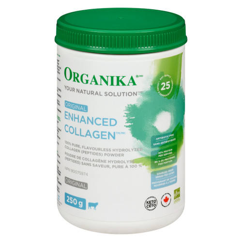 Organika Enhanced Collagen Original 250 g