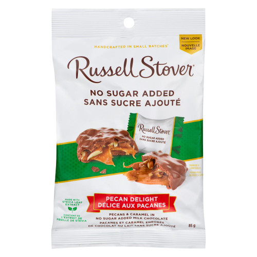 Russell Stover Délice aux Pacanes 85 g