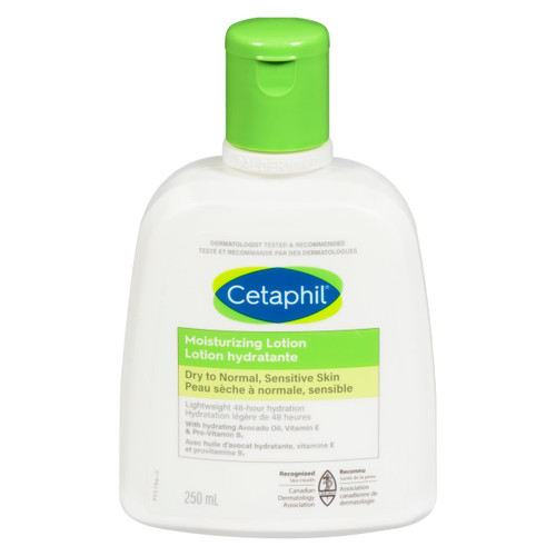 Cetaphil Lotion Hydratante Corps Sensible 250 ml