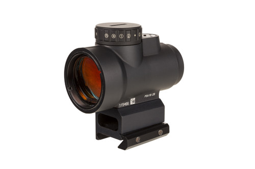 Trijicon MRO® HD 1x25 Red Dot Sight Adjustable 68 MOA Reticle with a 2.0 MOA Dot; Full Cowitness Mount