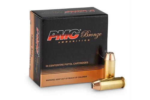PMC 10mm Auto 175 gr JHP Bronze 25/Box