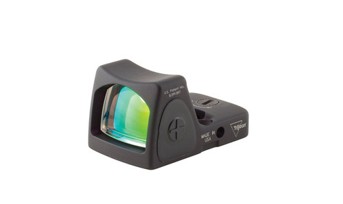 Trijicon RMR® Type 2 Red Dot Sight 3.25 MOA Red Dot, Adjustable LED