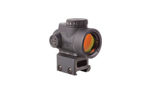 Trijicon MRO® 1x25 Red Dot Sight 2.0 MOA Adjustable Red Dot; Full Cowitness Mount