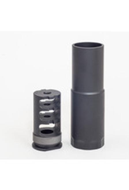 Witt Machine SME Sound Mitigation Equipment Slimline (.30 Cal) 5/8-24 Thread