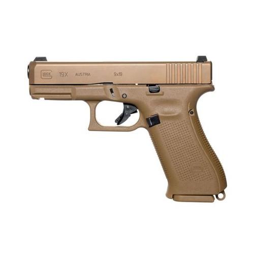 Glock 19x gen 5 (FDE)