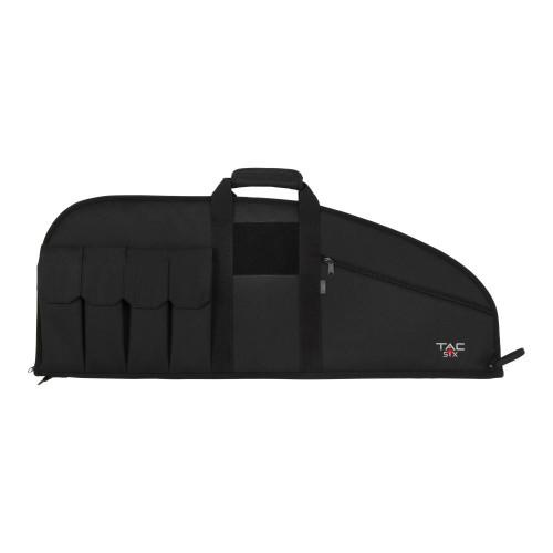 """Tac-Six 32"""" Combat Tactical Rifle Case, Black"""