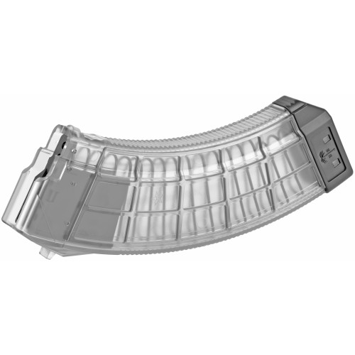 US Palm AK30R Polymer AK-47 Magazine - Clear - 30 Round